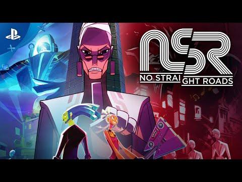 No Straight Roads - Rock Rebellion Trailer | PS4