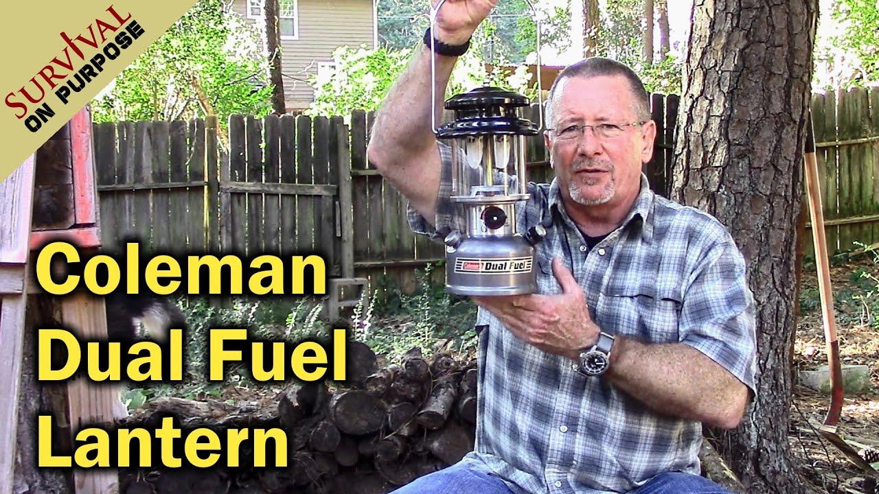 Best Emergency Lantern - Why I Chose The Coleman Dual Fuel Lantern