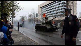 Парад военной техники 9 мая 2015 Екатеринбург