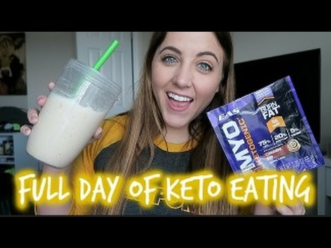 keto-full-day-of-eating-|-eas-myoplex-keto-shake-review