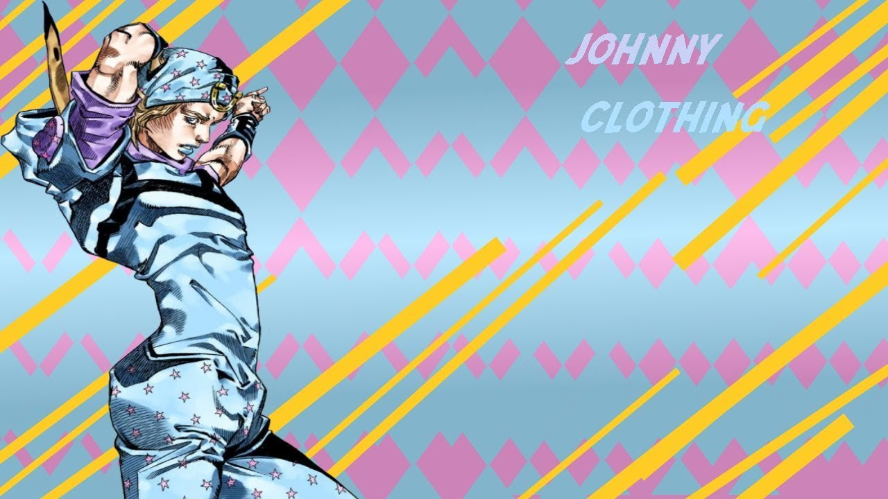 Roblox Drawing Johnny Joestar S Clothing Test Video Youtube
