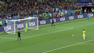 Colombia - England 1-1 (3-4) World Cup 2018 Full match !!