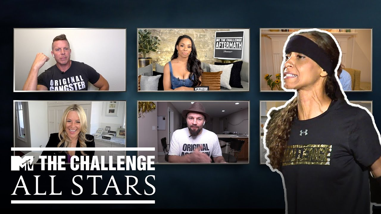 All Stars React To Arissa's Premature Exit 😱The Challenge: All Stars