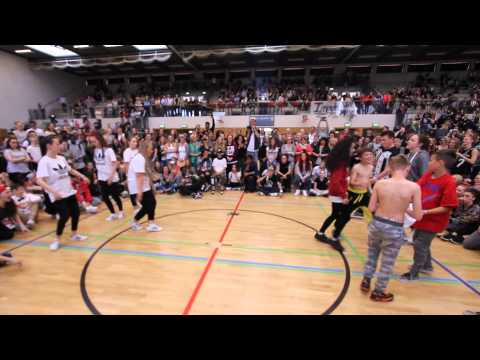 Y.E.S. BATTLE vs. THE PEANUTS | Finale | Team Battle Junioren | Deutsche Hip Hop Meisterschaft 2015