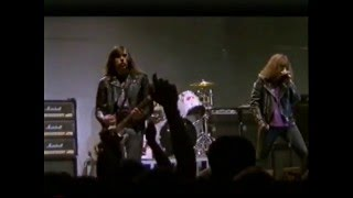 The Ramones - last concert ever part 1/3 August 6th 1996 Palace, Ho...