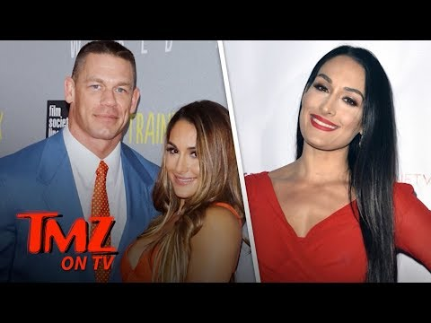 Nikki Bella Wants John Cena Back?! | TMZ TV