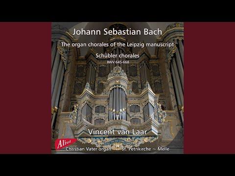 Nun Komm Der Heiden Heiland, BWV 661
