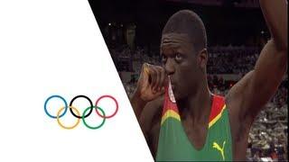 Kirani James (GRN) Wins 400m Gold - Full Replay - London 2012 Olympics