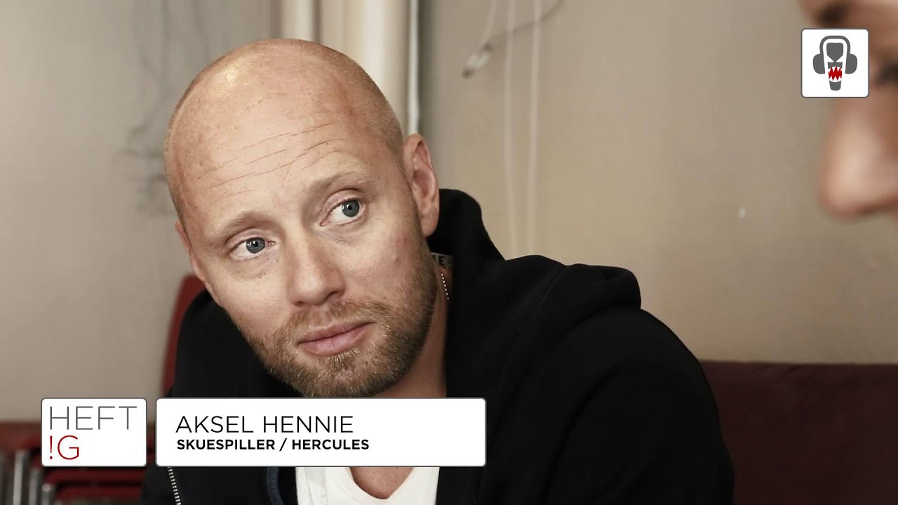aksel hennie interview