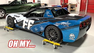 homepage tile video photo for Prepping the Freedom Factory For Our First DRIFT NIGHT + Donnie Gets a Major Face Lift!!!