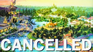 Cancelled - Disney's Beastly Kingdom
