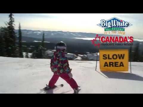 Explore Big White Ski Resort