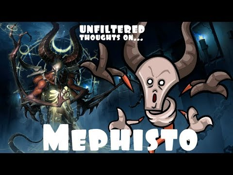 Carbot Thoughts On Mephisto In Hots Heroesofthestorm He is said to the be most cunning among his brethren. carbot thoughts on mephisto in hots