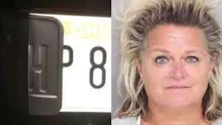 Woman Arrested After Damaging Black Family's License Plates Because Cops Didn't Take Her Side