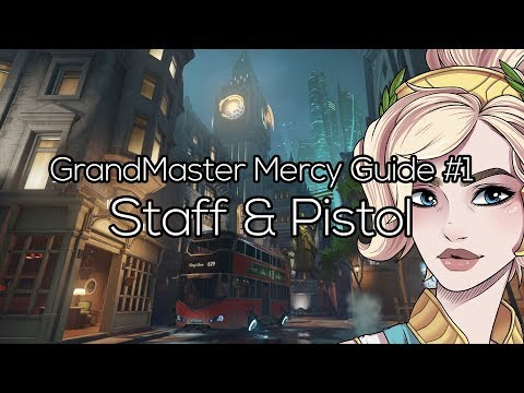 A 10 Minute GM Guide to... Mercy's Staff & Pistol | Episode 1