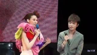 20110909範玮琪北京演唱會--範範&吳青峰-有你真好&如果的事