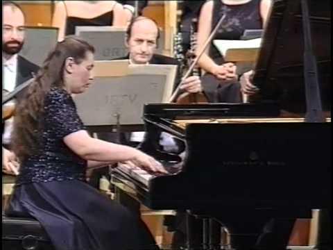 Lilya Zilberstein - Rachmaninov Piano Concerto No. 1