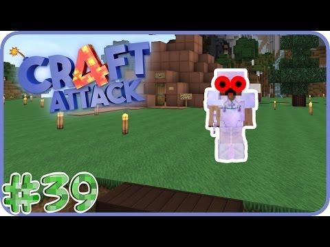 ICH RASTE AUS! - CraftAttack 4 #39 mit Petrit, Manultzen, GTime & Kunga