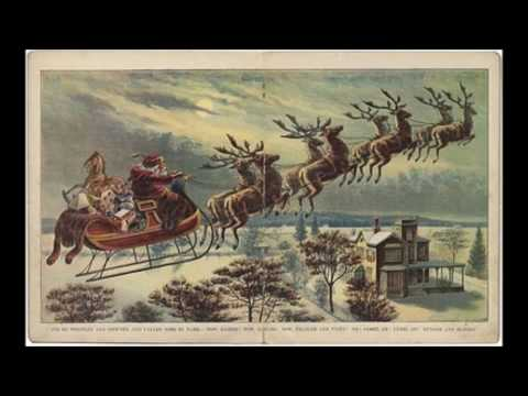 christmas in 19th century America Radio Podcast
