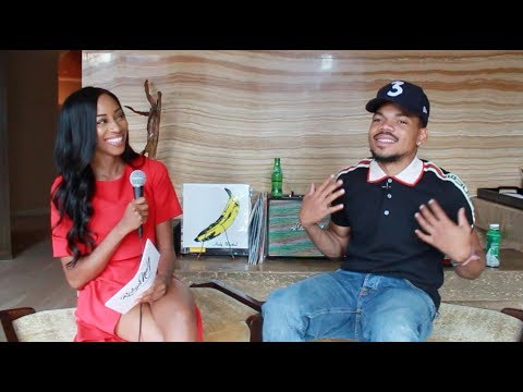Chance The Rapper Talks Growing Up In Chicago, Advice For Aspiring Rappers, + MORE