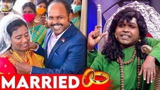 Kpy Yogi | Marriage, Jalsa Kumar Comedy, Nithyananda, Vijay Tv | Tamil News