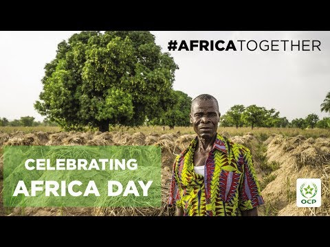 Celebrate Africa Day 2017 using #Africatogether