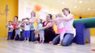 Детский фитнес в Up-Fitness