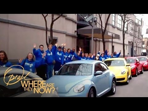 Oprah's Favorite Things Recipients Pay It Forward   Where Are They Now   Oprah Winfrey Network