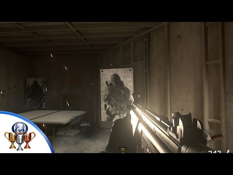 Call of Duty 4 Modern Warfare Remastered - Best of the Best - Beat Ship Training Course Record 15.1