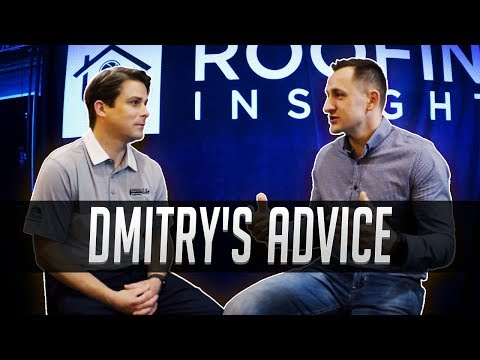 Dmitry's Advice To Atlas Roofing
