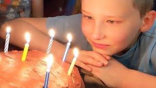 Happy Birthday Jacob Surprise Ginormous Rocket Toys Family Friendly Swimming Summertime Fun for Kids