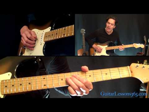 Silent Lucidity Guitar Lesson Pt.3 - Queensryche - Solo