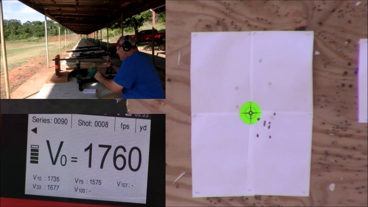 Shooting 155 Grain Lee Cast Bullets Through My Ruger Ranch Rifle In 300  Blackout