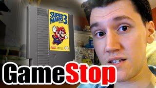 GameStop will be Selling Retro Games (Day 1973 - 4/20/15)