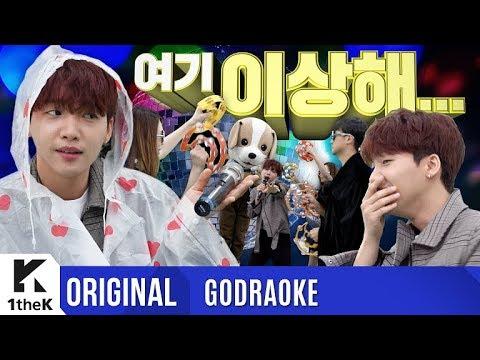 JEONG SEWOON(정세운) _ When it rains(비가 온대 그날처럼)   프로의 노래방   GODRAOKE
