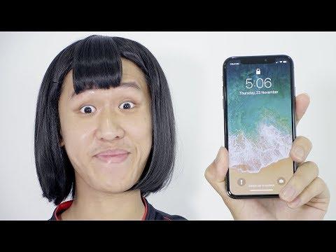 如果iPhone X是人
