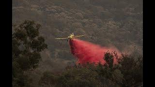 BREAKING: ACT 'must prepare themselves' for horror weekend bushfires