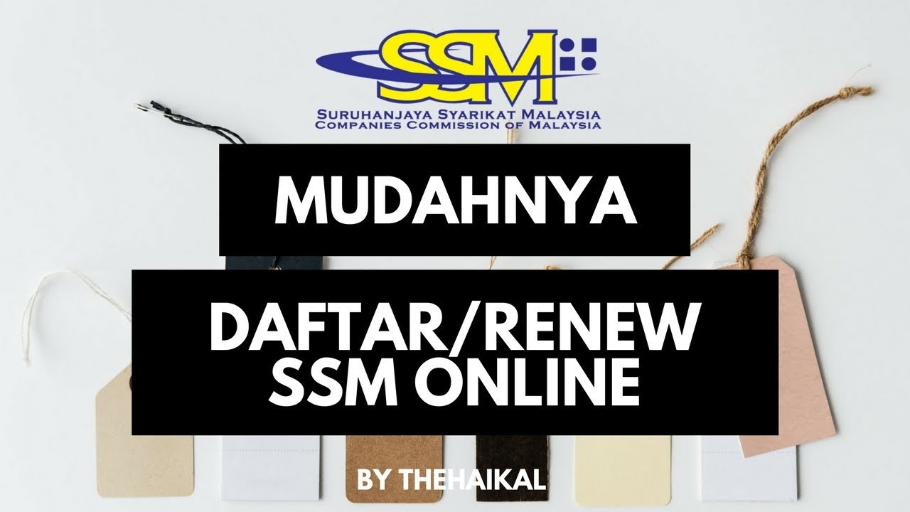 Cara Renew Ssm Online Youtube