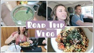 What I Eat & Last Min Road Trip To Detroit | VLOG 62