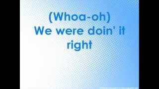 jake owen barefoot blue jean night on screen lyrics