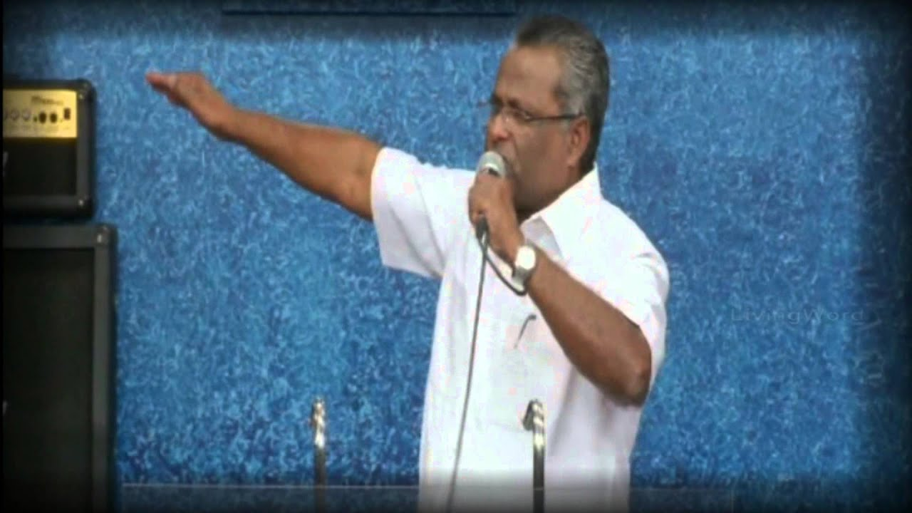 Malayalam Message on !!!  Authority of  God !!!  By : Rev. Dr. MA Varughese