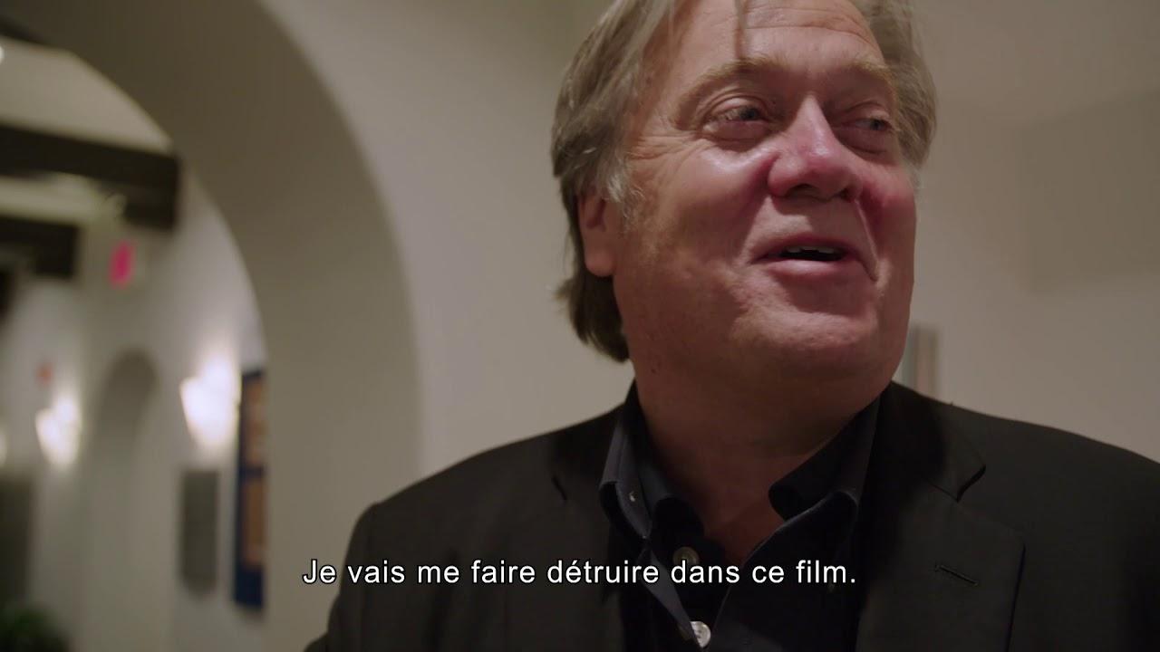 STEVE BANNON LE GRAND MANIPULATEUR - au cinéma le 25 septembre