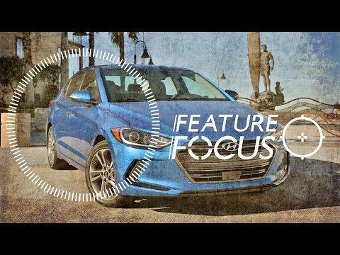 2017 Hyundai Elantra's New Safety Tech - Feature Focus