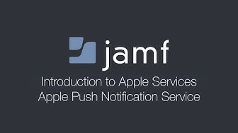 Introduction to Apple Push Notification Service