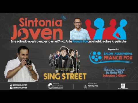 SEG. SALÓN AUDIOVISUAL DE FRANCIS - Sing Street - Sintonia Joven