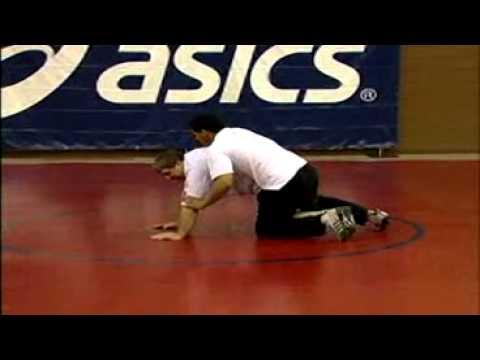 Bruce Baumgartner: Blueprint for Heavyweight Wrestling Technique - On the Mat