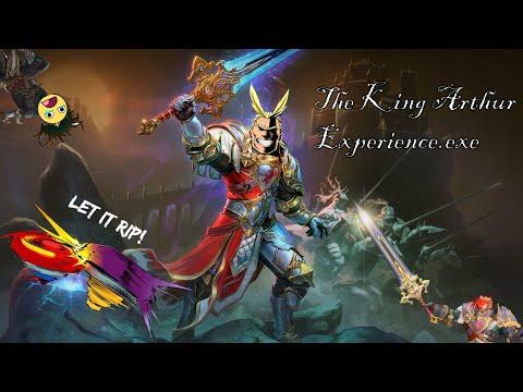 SMITE - The King Arthur Experience.exe |