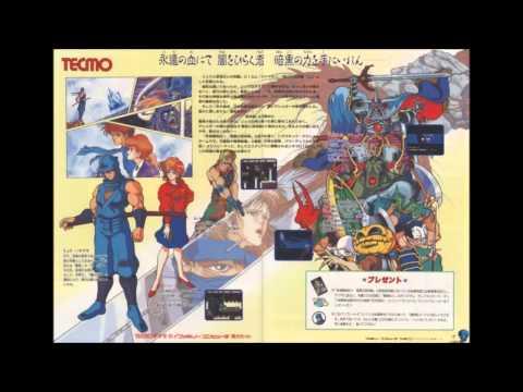 Ninja Gaiden II - COMPLETE Soundtrack - NES Remix/Arrangement