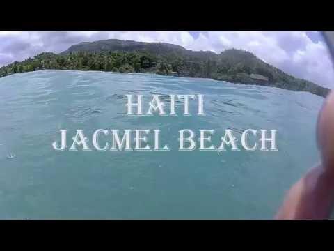 HAITI JACMEL BEACH