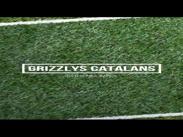 GRIZZLYS CATALANS - JEUNES 2020